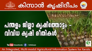 getlinkyoutube.com-Feature Story on the activities of District Agricultural Farm, Panthalam, Pathanamthitta