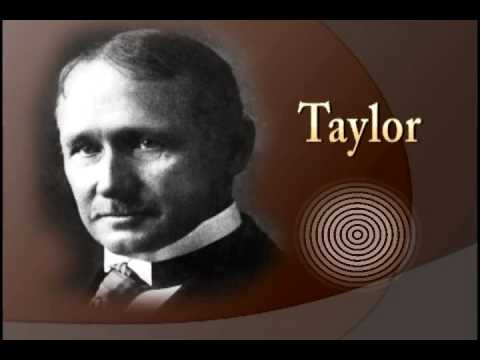 f w taylor and henry fayol principles His concepts and principles were refined and popularized by several of his followers, notable among them being henry gantt, the gilberths and emerson according to taylor, scientific management in its essence consists of a philosophy which results in a combination of four important underlying principles of management.