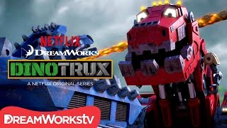 First 11 Minutes of Episode 1 | DINOTRUX