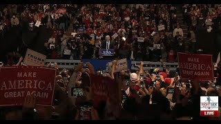 getlinkyoutube.com-Full Event: President-Elect Donald Trump Rally in Cincinnati, OH 12/1/16