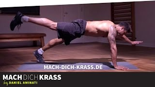 Mach Dich Krass by Daniel Aminati - TV Spot
