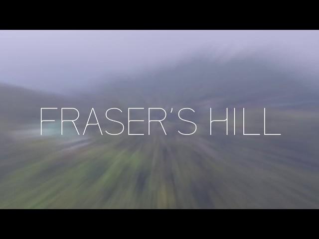 SEE: Fraser's Hill