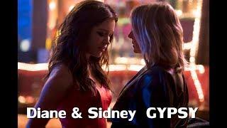 GYPSY - Diane & Sidney ♥ (( Embrasse - moi )) Zouk - Love