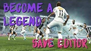 getlinkyoutube.com-PES 2016 Save Editor | Xbox 360 Tutorial | Ser una Leyenda