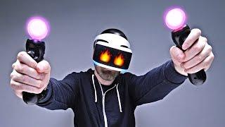 getlinkyoutube.com-PlayStation VR Unboxing + Demo