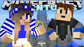 getlinkyoutube.com-Minecraft Christmas Date Night - Little Carly - EXCHANGING CHRISTMAS PRESENTS WITH SCUBA STEVE!!