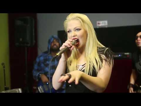 PARALYZED (Rock Cover) - Cassidy Anderson & Band [Indonesia - Agnes Monica]