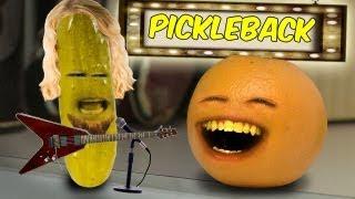 getlinkyoutube.com-Annoying Orange - Pickleback (Nickelback parody)