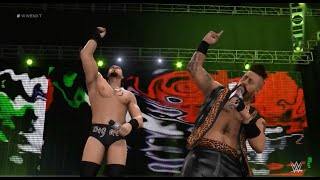 getlinkyoutube.com-WWE 2K16 | All Released Entrances