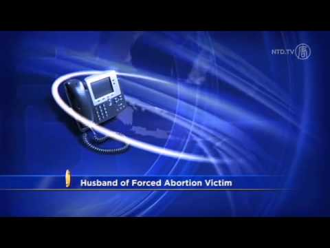 Forced Lethal Injection Ends 7 Month Pregnancy in China