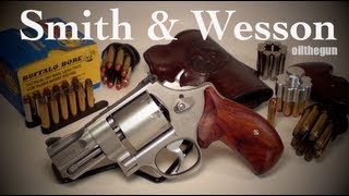 getlinkyoutube.com-Smith & Wesson 627 PC Review - Little Big Gun