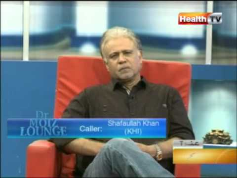 ''Dr Moiz Lounge'' Topic : MAGIC part-2/4 (11-SEP-12) Health TV