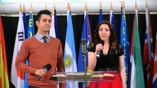 Ramona Ghioalda si Catalin Gatan - Eu vreau pe Isus si iubirea Sa