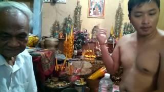 getlinkyoutube.com-ไล่ผีพม่าโดยอาจารย์สาริกา ประเทศกัมพูชา