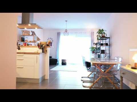 Appartement F3 Rdc à VOLMERANGE LES MINES avec 2 chambres
