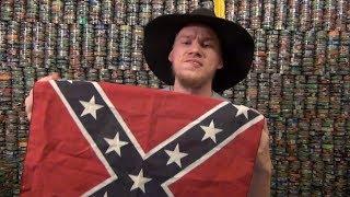 getlinkyoutube.com-The Confederate Flag is RACIST!!!