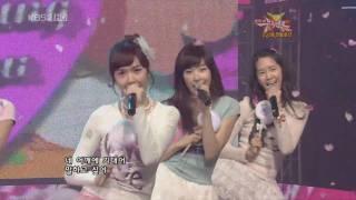 getlinkyoutube.com-SNSD 少女時代 ♥ Kissing You Live HD