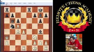 getlinkyoutube.com-Donald Byrne vs Bobby Fischer - attacking the central king