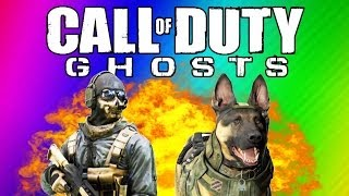 getlinkyoutube.com-COD Ghosts Funny Moments - Ninja Defuse, Funny Killcams, Guard Dog, Chainsaw (Multiplayer Gameplay)