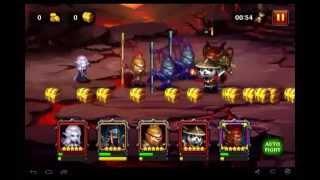 getlinkyoutube.com-Heroes Charge - Outland Portal all bosses 6