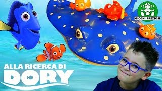 getlinkyoutube.com-ALLA RICERCA DI DORY - GIOCHI PREZIOSI - Leonardo D