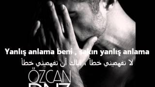 getlinkyoutube.com-Özcan Deniz- Merakimdan  اوزجان دنيز - من قلقي - مترجمة للعربية