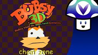 getlinkyoutube.com-[Vinesauce] Vinny - Bubsy 3D: Bubsy Visits the James Turrell Restrospective