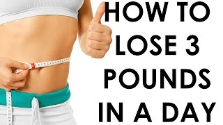 getlinkyoutube.com-How to lose 3 pounds in a Day - Christina Carlyle