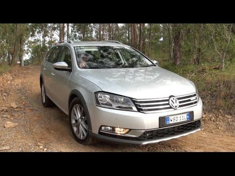 Neutral Episode 44 - Volkswagen Passat Alltrack (Car Review)