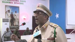getlinkyoutube.com-New Somali Chief Of Defence Force Takes Over The Reins Of Power