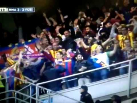 Goal Messi (penalty) Real Barca 23/04/2014