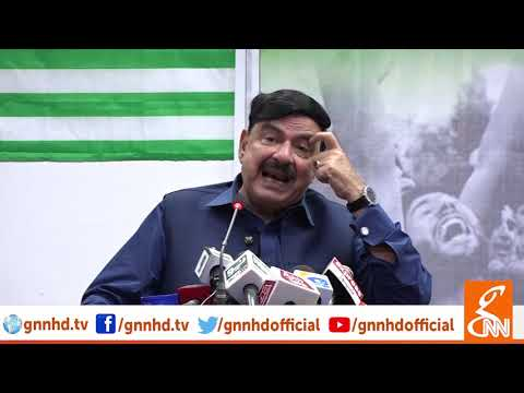 Sheikh Rasheed complete press conference
