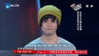 getlinkyoutube.com-♥[Vietsub] The Voice of China Ep 2: Vòng Giấu Mặt♥