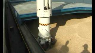 getlinkyoutube.com-NEUERO Shipunloader for Biomass at Essent