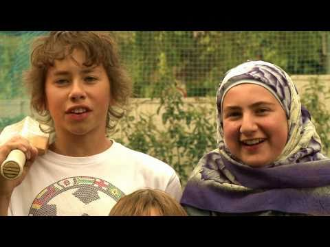 Children celebrate interfaith holiday message in Australia
