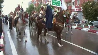 getlinkyoutube.com-Salon du cheval Tiaret Algérie2014 ouverture