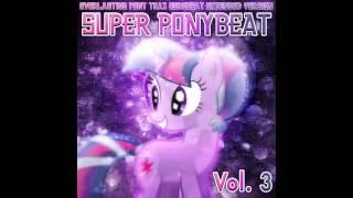getlinkyoutube.com-Super Ponybeat — Mirai Start! (Euro-Senpai Mix) by Eurobeat Brony