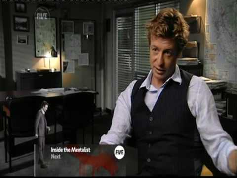Simon Baker The Mentalist: Revealed (4/4)
