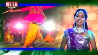 getlinkyoutube.com-Vikram No Padkar   Gujarati Garba Song 2014   Adal Sonaran Badal Sonaran HD