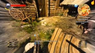 getlinkyoutube.com-The Witcher 3: Twisted Firestarter - Quest Walkthrough