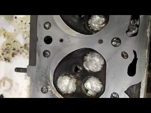 Где маслосъемные кольца в Nissan Ванетте