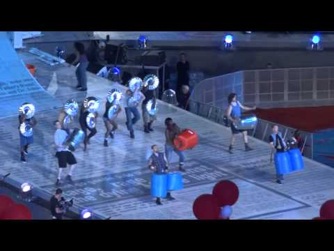 London 2012 Olympics Closing Ceremony   Stomp
