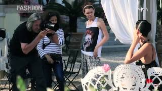 getlinkyoutube.com-CHRISTIES Lingerie Summer 2015 Backstage ADV Campaing By Fashion Channel