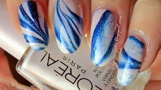 by Danijela za MJTS.com | Lakiranje noktiju u vodi