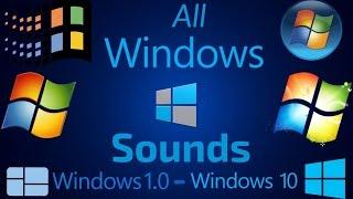 getlinkyoutube.com-All Windows Sounds | Windows 1.0 - Windows 10