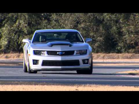 Road Test: 2011 Chevrolet Camaro SLP ZL1