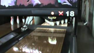 getlinkyoutube.com-Testing lane 18 with pinsetter action!