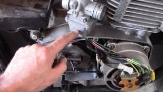getlinkyoutube.com-регулировка и ремонт мотоцикла motorcycle JAWA 638 Ява  (электронное зажигание.карбюратор...)