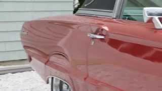 1966 Ford Thunderbird For Sale~Loaded With Options~