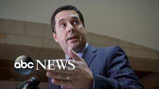 Devin Nunes claims U.S. intelligence intercepted communications of members of Trump transition team